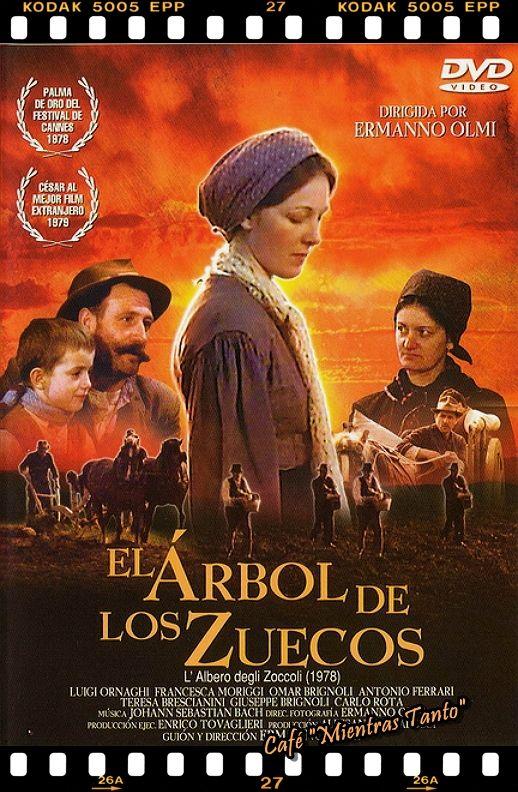 """Cine Sala """"Charles Chaplin"""" - El árbol de los zuecos (1978) - Ingresa a la sala pulsando el Link: http://cine-sala-a01-jcp.blogspot.com/2014/04/el-arbol-de-los-zuecos-1978-dir-ermanno.html"""
