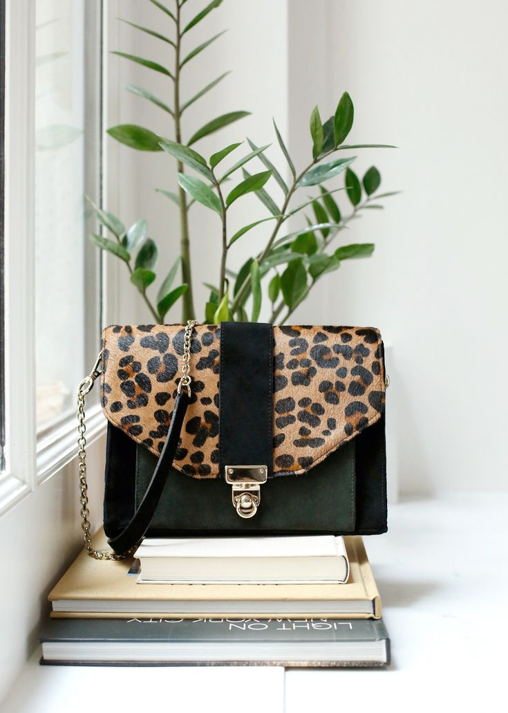 Sézane - Tiger Bag