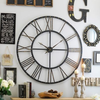 23 best Clocks images on Pinterest Roman numeral numbers