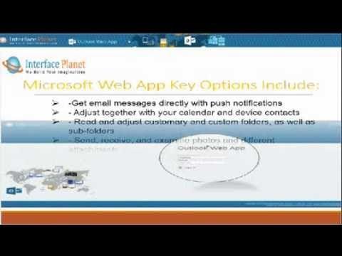 Features of Custom Microsoft Outlook web app 2013, Custom Microsoft Outl...
