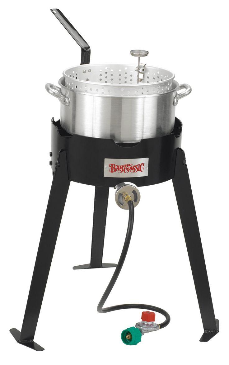 Bayou Classic Outdoor Fish Fryer / Cooker