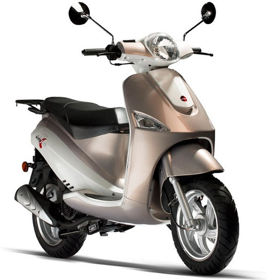 Scooter 125 - KSR MOTO International