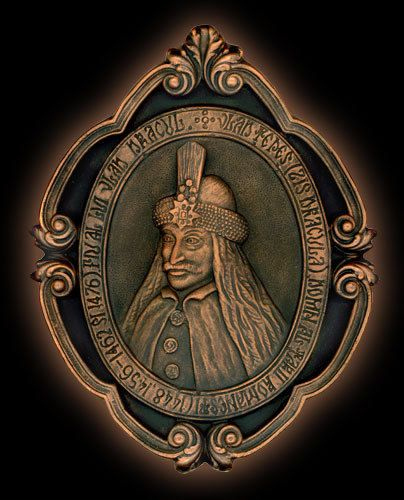 Dracula  Vlad Tepes Plaque by ZombieWorksDecor on Etsy, $20.00