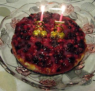 Mixed Berry Cheesecake - Orman Meyveli Cheesecake - Cheesecake ai Frutti di Bosco