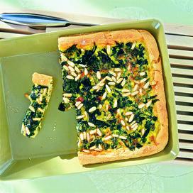 Torta salata di bietole | Donna Moderna
