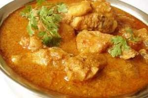 Kari Ayam or Chicken Curry