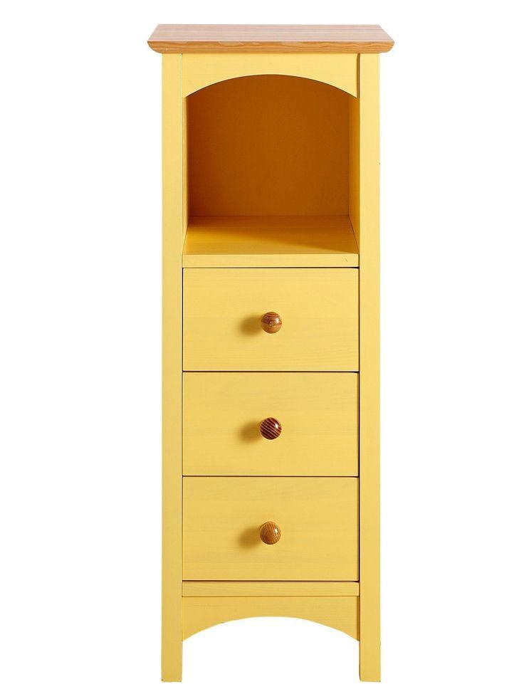 Schubladenschrank gelb, heine home Jetzt bestellen unter: https://moebel.ladendirekt.de/wohnzimmer/schraenke/kommoden/?uid=7437bd43-30d8-55c0-96a5-be895b0ee27d&utm_source=pinterest&utm_medium=pin&utm_campaign=boards #schraenke #kommoden #schubladenschrank #wohnzimmer