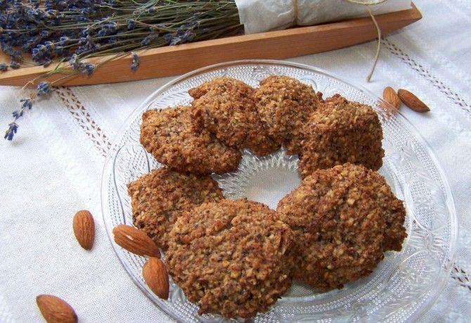 Mogyorós-mandulás keksz - MINDENMENTES