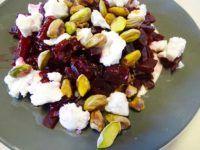 Recept bieten-geitenkaas-salade