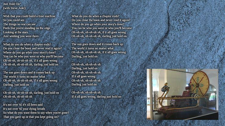 Louis Tomlinson & Steve Aoki Just Hold On Lyrics, Matt