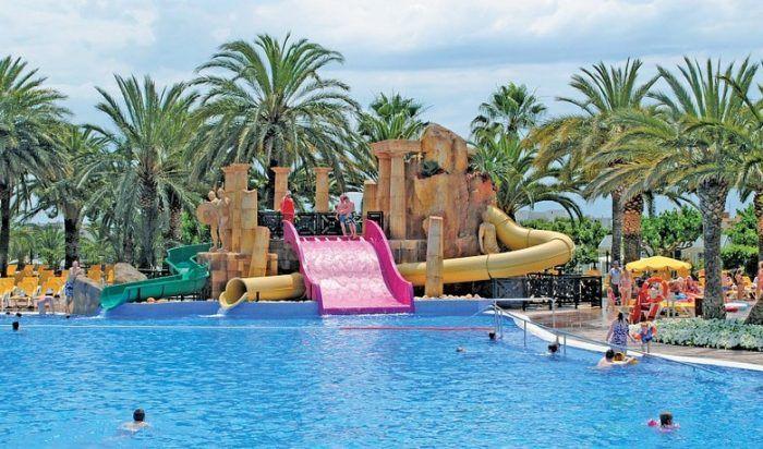 Camping Resort Sangulí Salou, en Tarragona