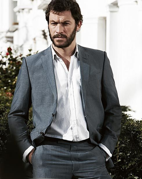 dominic west featuring beard.