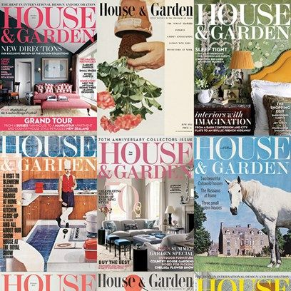 The House & Garden Archive - A collection of archival stories spanning 70 year