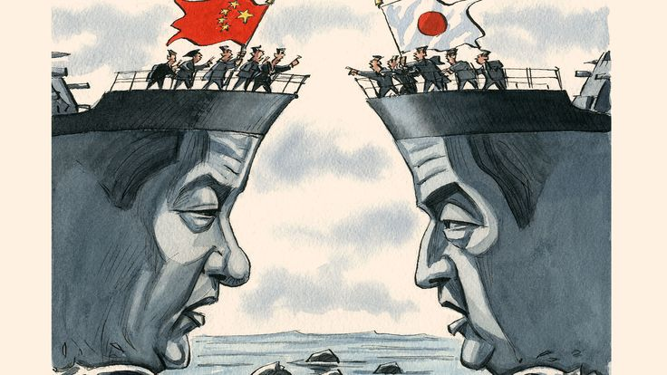 History:The chinese dislike japan because they invaded china and showed dominance, this causes many chinese to feel negatively about japan.