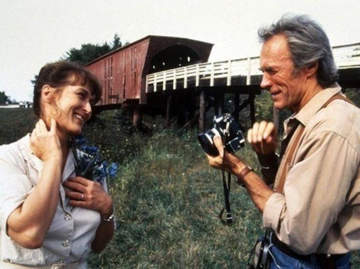 Films d'amour top 50 : Sur la Route de Madison (1995)