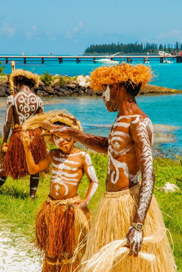 Isle Of Pines, New Caledonia, South Pacific