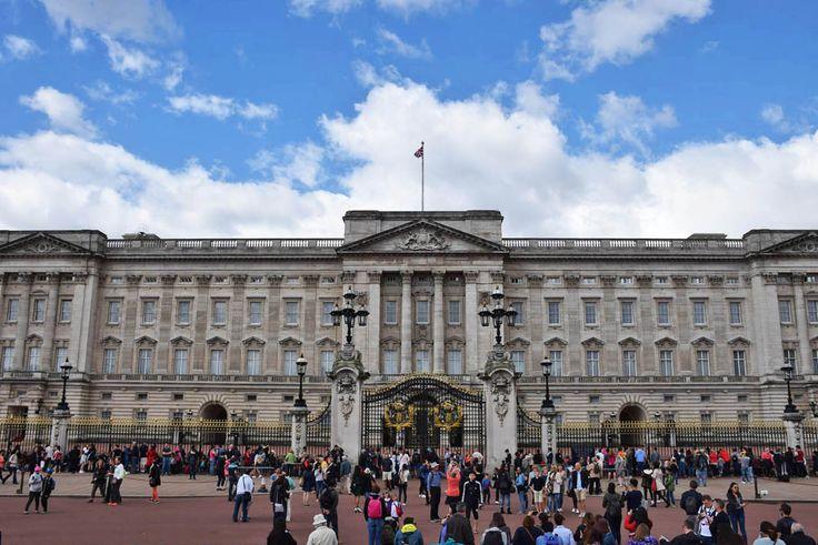 Palácio de Buckingham - Londres