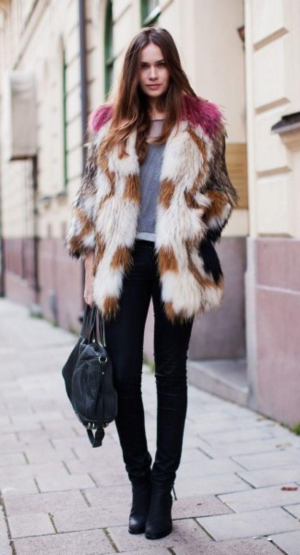 Yes or Not: come indossare la pelliccia