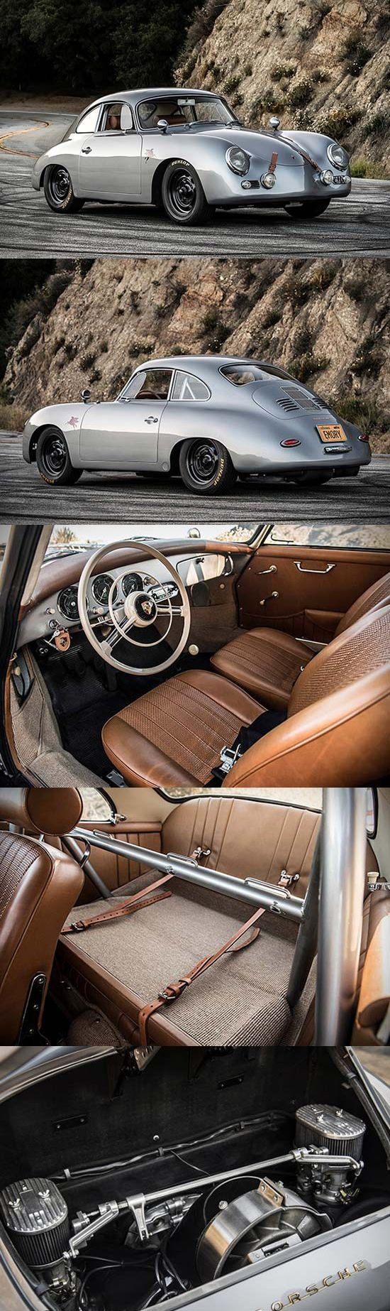 1959 Porsche 356 Emory Outlaw Is Out Of This World – Sylvia Heinrich
