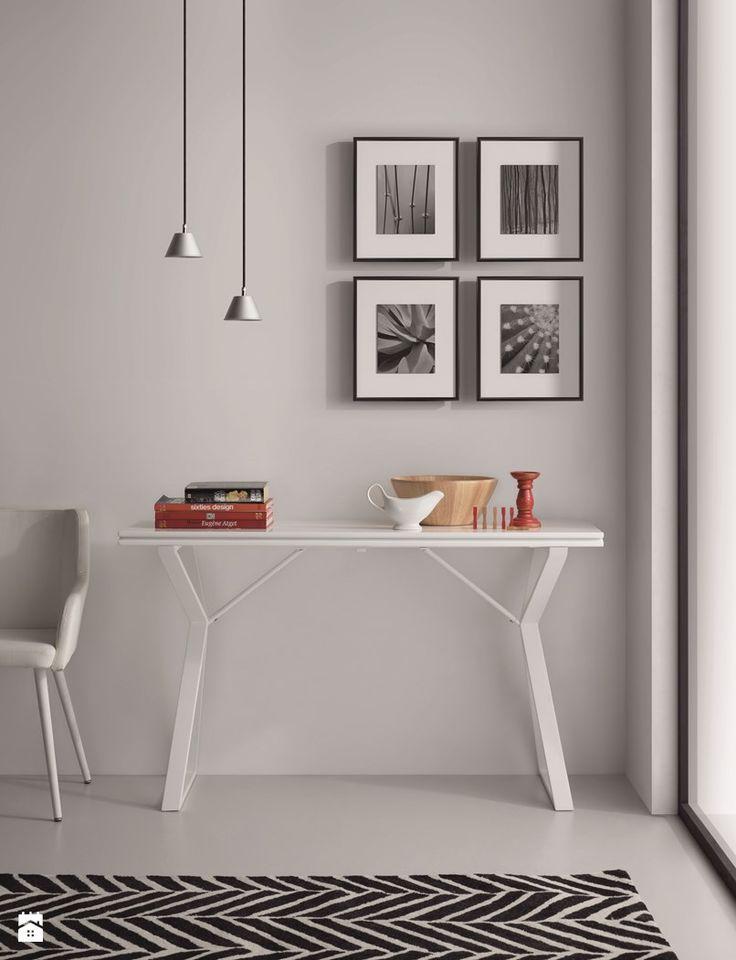 Mieszkanie w bieli - zdjęcie od Le Pukka concept store - Salon - Styl Minimalistyczny - Le Pukka concept store