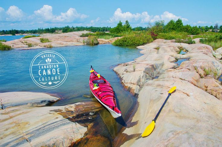 Kick off your summer paddling odyssey in Killarney Provincial Park! #PaddleON