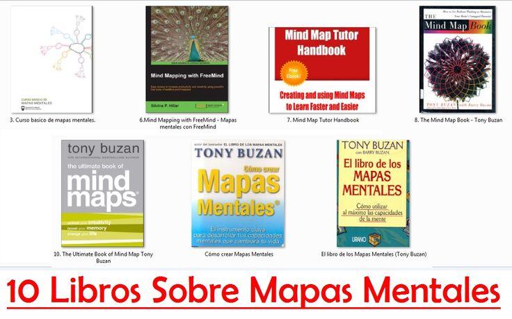10 - Libros sobre Mapas Mentales - Descarga - PDF - Español  https://www.youtube.com/watch?v=txuNH02Ukqs