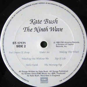 Kate Bush - Hounds Of Love: buy LP, Album at Discogs