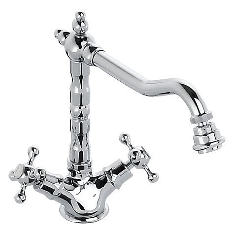 Buy Abode Melford Monobloc Mixer Kitchen Tap Online at johnlewis.com