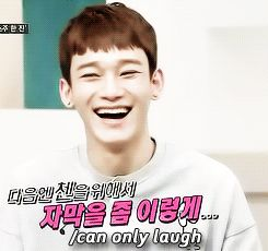 Chen: Trying to scare me? You know that won't work