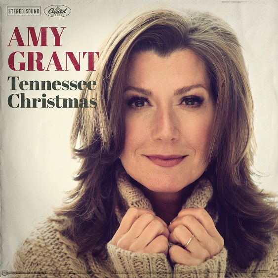 Amy Grant's, Tennessee Christmas, available now!