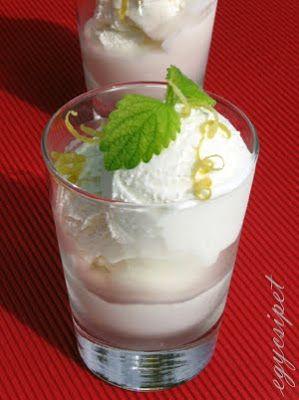 egycsipet: Joghurtos citromfagylalt