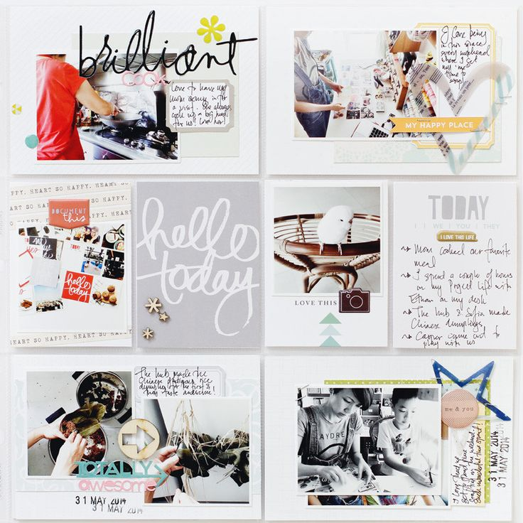 Project Life | Week 22 by findingnana at @studio_calico