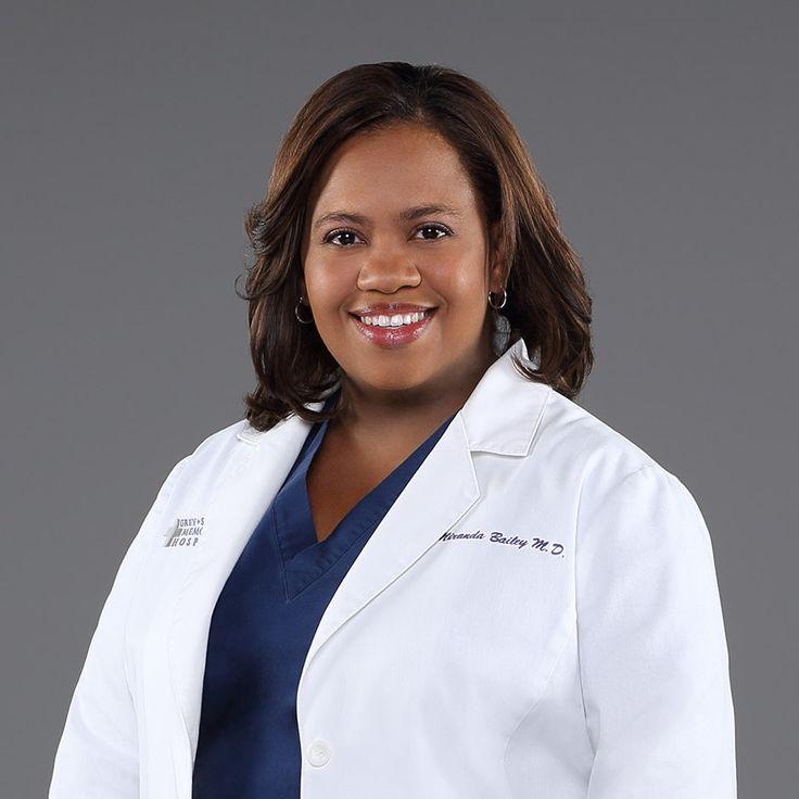 Chandra Wilson - Grey's Anatomy - ABC - Thursdays