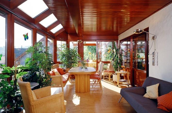 wintergarten galerie ideen fotos f r ihren neuen. Black Bedroom Furniture Sets. Home Design Ideas