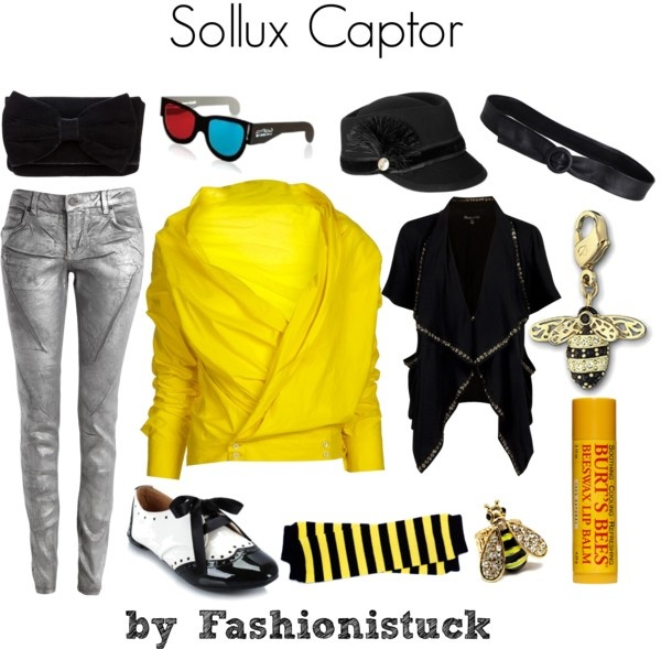 """""""Sollux Captor"""" by fashionistuck on Polyvore"""
