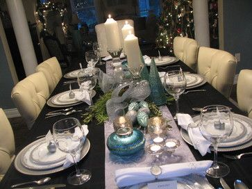 Formal Dining Room Table Decorations