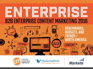 4 Things Effective Enterprise Marketers Get Right [Research]