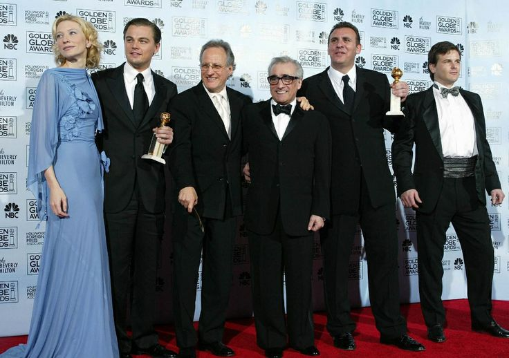 "05' Globes | Cast and Crew of ""The Aviator"""