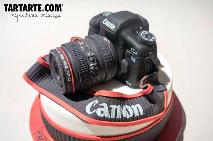 Canon 5D Mark II Cake / Tarta Cámara de fotos Canon 5D Mark II