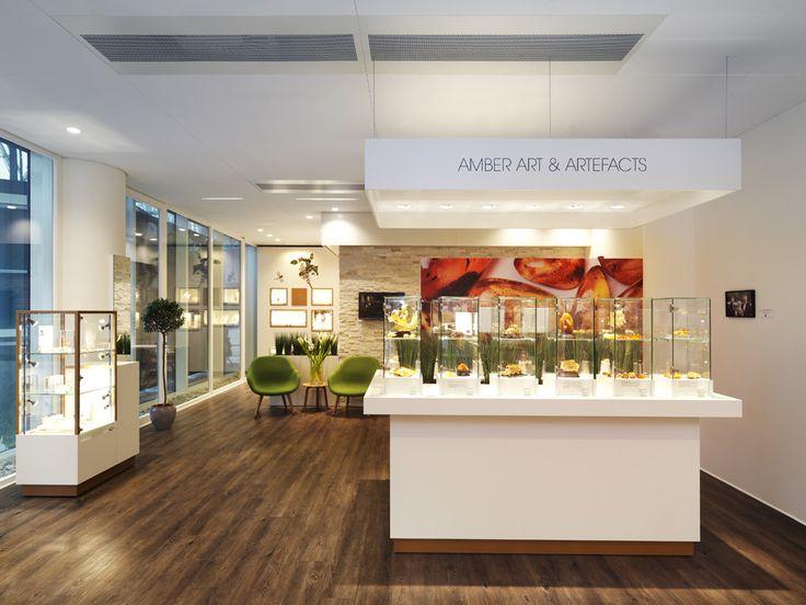 House of Amber - Our shop at Vesterbrogade by Tivoli.   Copenhagen, Denmark