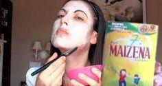Los Dermatólogos no lo pueden explicar: Crema casera de Maizena, Obtén el efecto botox y serás 10 años más joven!! - Con Vida SaludableCon Vida Saludable