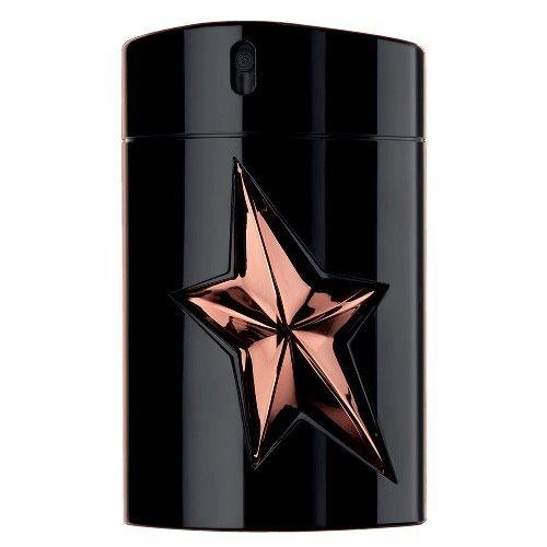 A*Men Pure Tonka Eau de Toilette é uma fragrância masculina refrescante e sensual, que expressa a confiança e força do homem Mugler   A*Men Pure Tonka possui uma combinação oriental de fava tonka com o frescor da hortelã, da lavanda e alecrim para criar uma fragrância irresistível, que estimula os sentidos.   O Frasco: A*Men Pure Tonka possui um frasco feito com em borracha com um preto brilhante. A estrela no centro adornada com tons de metal rosa.