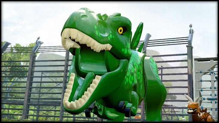 LEGO Jurassic World - GODZILLA!