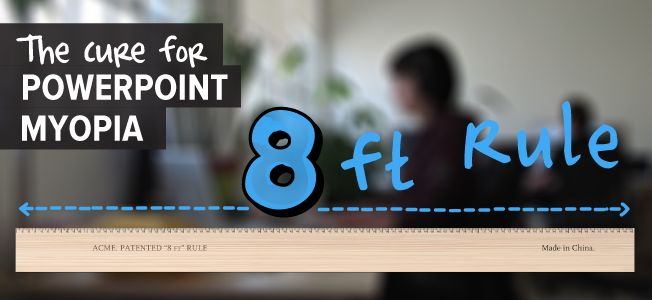 The Cure for PowerPoint Myopia