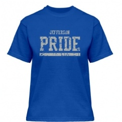 Jefferson Middle School/HS - Monroe, MI | Women's T-Shirts Start at $20.97