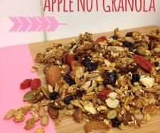 Apple Nut Granola | Official Thermomix Recipe Community