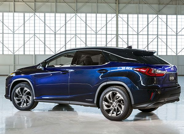 2016 Lexus RX 350 RX 450h | New York Auto Show - Consumer Reports