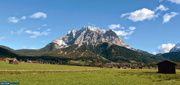 "Zugspitze! Fotos aus dem Bildband ""Via Claudia Augusta"" von Gianni Bodini. #alpen #berge Edition Longo – Google+"