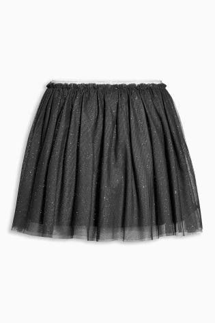Купить Серая блестящая балетная юбка (3-16 лет) - Покупайте прямо сейчас на сайте Next: Россия