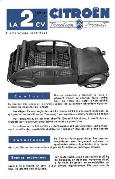 Résultats Google Recherche d'images correspondant à http://www.citroenet.org.uk/publicity-brochures/2cv/1954-2cv/1954-2cv-fr.jpg